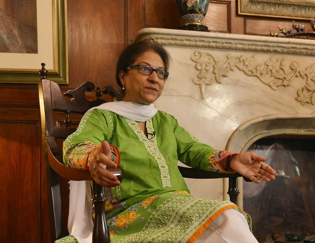 Asma Jahangir, one of Pakistan's most prominent rights activists, had passed away in a Lahore hospital on February 11. PHOTO: AFP/FILE