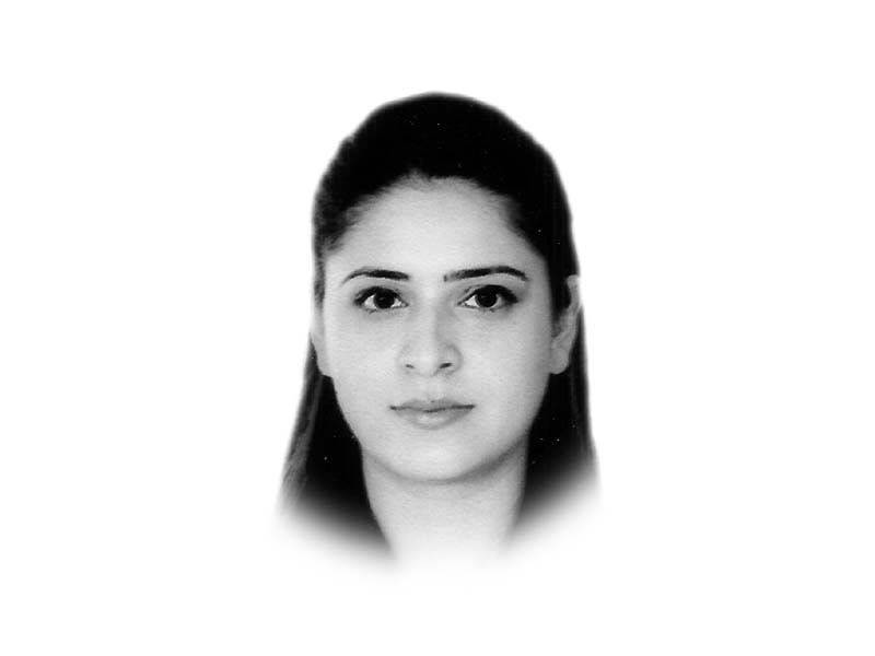 The writer is an MBA and entrepreneur. She is currently a central executive committee member of the Pakistan Tehreek-e-Insaf. She can be reached at sarah.ahmad@insaf.pk