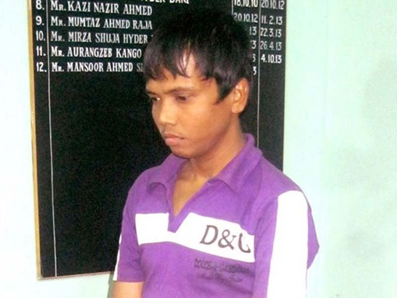 Madhya Pradesh's runaway lad had entered Pakistan from Rajasthan border almost five years ago. PHOTO: EXPRESS