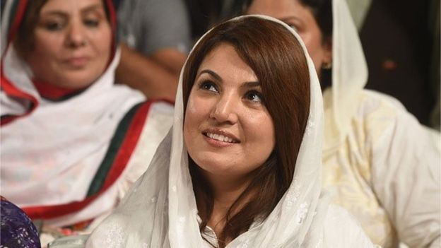 Abbasi on Friday tweeted that he had the 'very unfortunate experience of reading a manuscript of Reham Khan's book'. PHOTO: FILE
