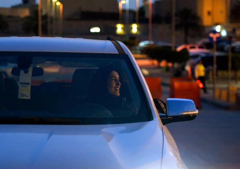 Move comes as the kingdom prepares to lift its decades-long ban on female drivers on June 24. PHOTO: AFP