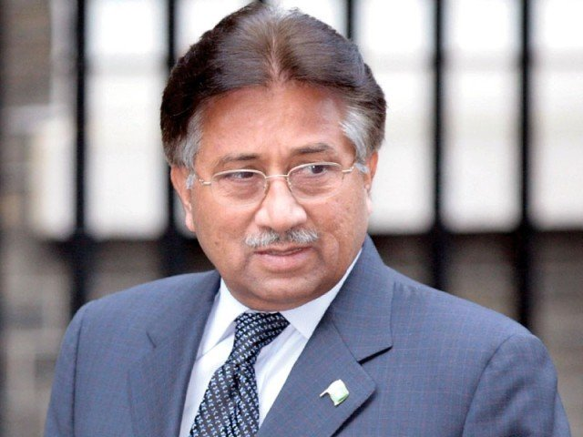 Parvez Musharraf. PHOTO: FILE