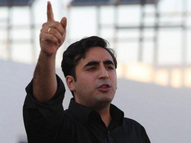 Bilawal Bhutto Zardari. PHOTO: FILE