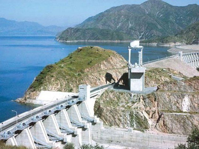 'Construction of new water reservoirs is imperative for economic survival of Pakistan and we must give it due importance without any further delay'  PHOTO:FILE