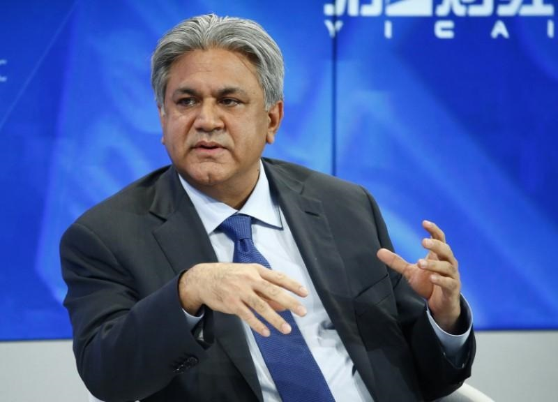 Group founder Arif Naqvi fighting charges over bounced cheques. REUTERS/Ruben Sprich