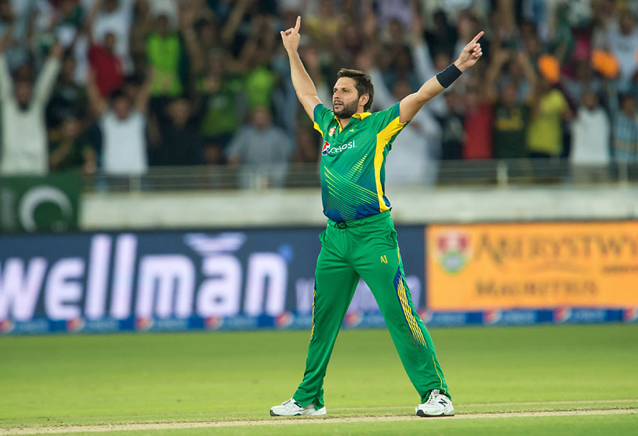 Afridi optimistic of Pakistan's chances in World Cup, World T20   The ...