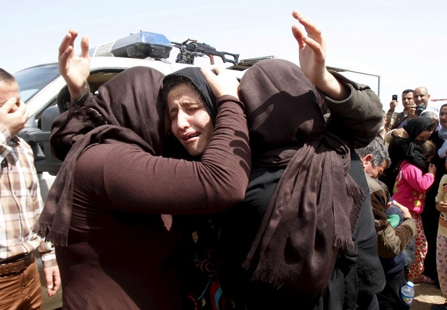 A string of suicide blasts and shootings claimed by IS has left more than 250 people dead in the provincial capital. PHOTO: REUTERS/ FILE