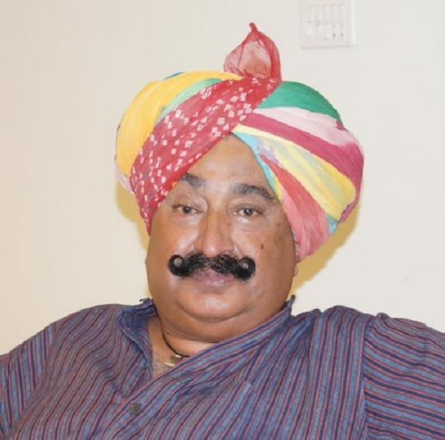Rana Hamir Singh. PHOTO: EXPRESS