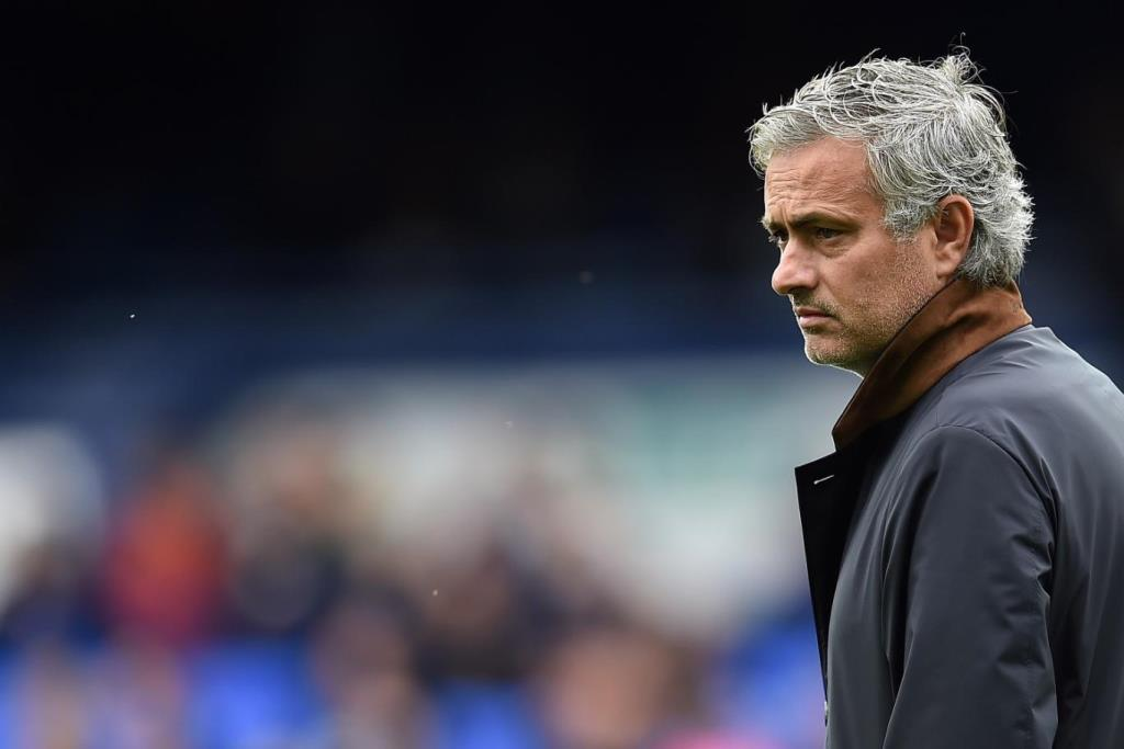 Demanding new players: Mourinho believes United need to improve their team if they are to compete with the best in England this season. PHOTO: AFP