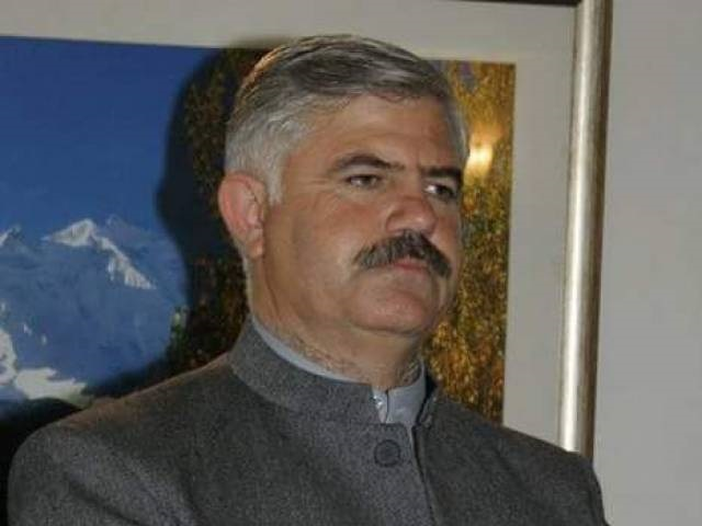 Mehmood was elected as member of the provincial assembly from PK-9 Swat. PHOTO: FILE
