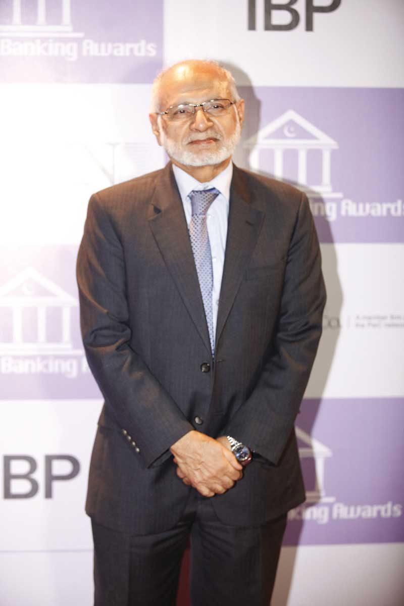 Chairman of the PSX boards, Hussain Lawai. PHOTO: FILE