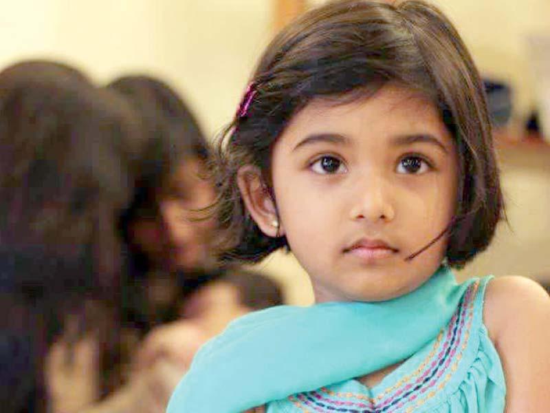 10-year-old Aymal. PHOTO: EXPRESS