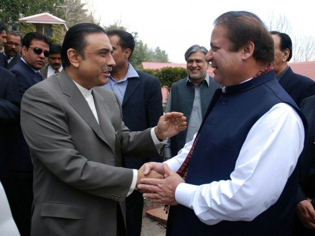 'We don't need their support to make Shehbaz opposition leader'. PHOTO: ONLINE/FILE