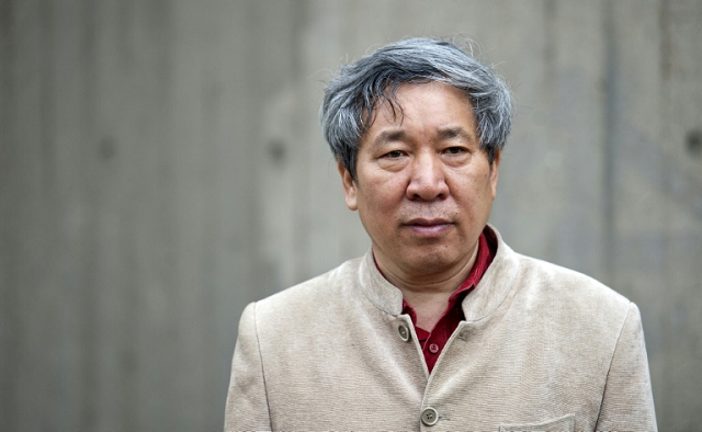 Chinese author Yan Lianke. PHOTO: AFP