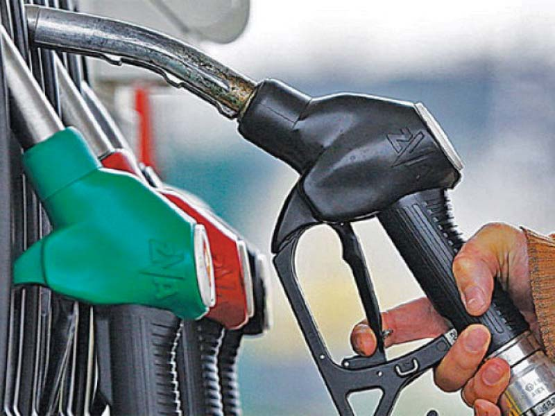 The Oil and Gas Regulatory Authority (Ogra) has recommended a reduction of Rs6 in the price of high-speed diesel to Rs106 per litre, Rs2 in the price of petrol to Rs93 per litre. PHOTO: FILE