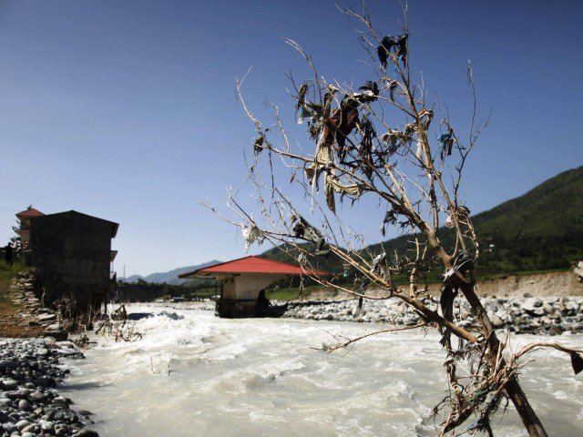 Climate change stock image PHOTO: REUTERS