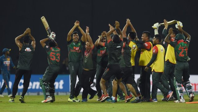 In the upcoming Asia Cup, they will enter as more than just a team who is there to fill the numbers. PHOTO: AFP