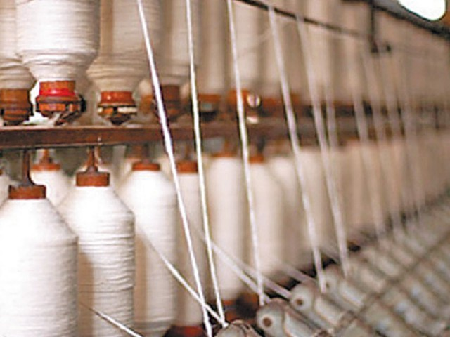 Textile linkages with China discussed. PHOTO: FILE