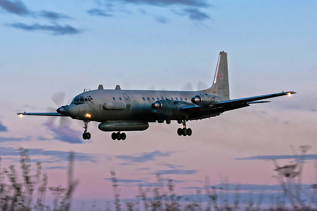 Russia blamed Israel on September 18, 2018 for the loss of a military IL-20M jet to Syrian fire, which killed all 15 servicemen on board, and threatened a response. Israeli pilots carrying out attacks on Syrian targets.  PHOTO: AFP