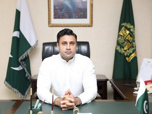 Zulfi Bukhari. PHOTO:PID