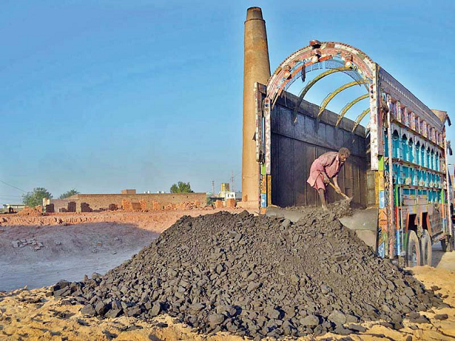 Rising population and an expanding economy have increased Pakistan's energy requirements. PHOTO: APP