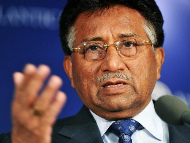 Top court instructs counsel to produce Musharraf's medical report.  PHOTO: FILE