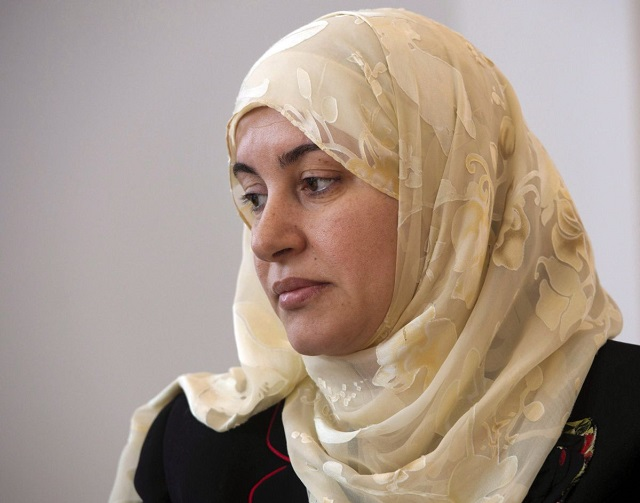 A Quebec judged refused to hear a case involved Rania El-Alloul in 2015  because she was wearing a veil while in the courtroom. PHOTO:THE CANADIAN PRESS