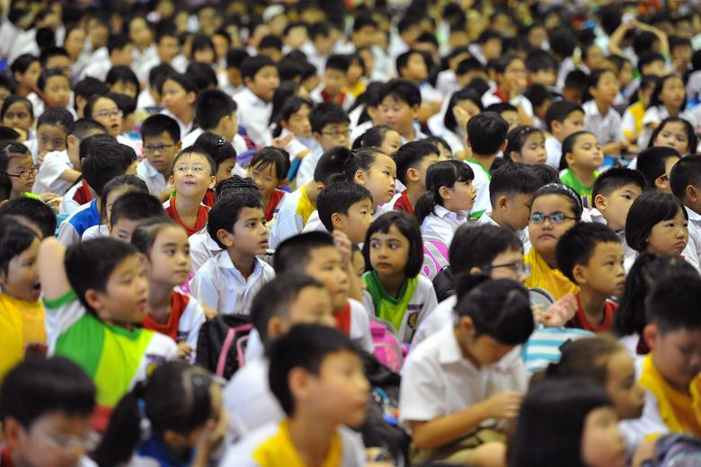The change will allow students to focus on their learning. PHOTO COURTESY: CNR
