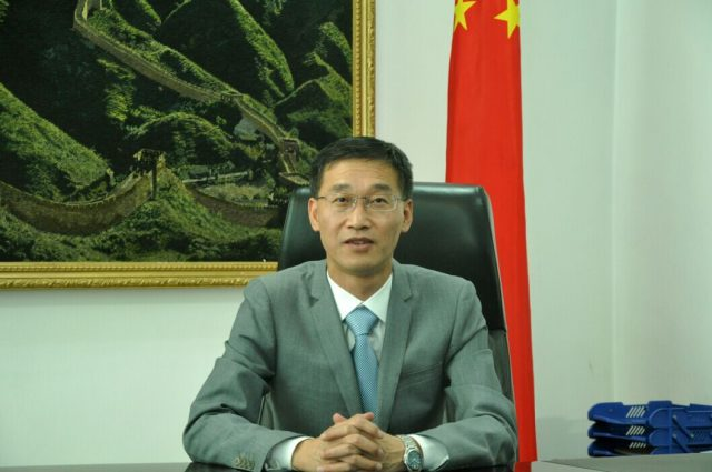 Ambassador of People's Republic of China to Pakistan Yao Jing. PHOTO: FILE