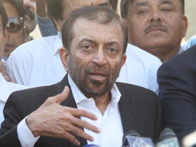 MQM-P also decides to issue a show-cause notice to Sattar. PHOTO: FILE