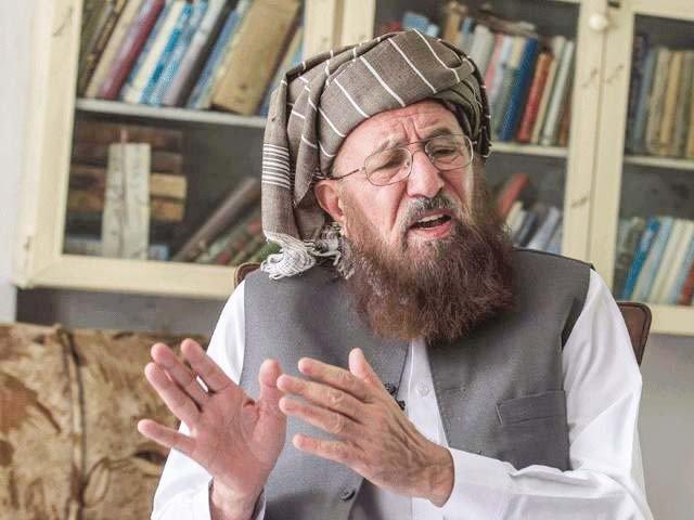 Maulana Samiul Haq. PHOTO: FILE