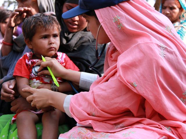PHOTO: FILE/DFID