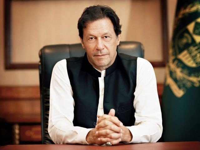US should do self-assessment instead of making Pakistan scapegoat for its failures in Afghanistan, says Khan. PHOTO: PID/FILE
