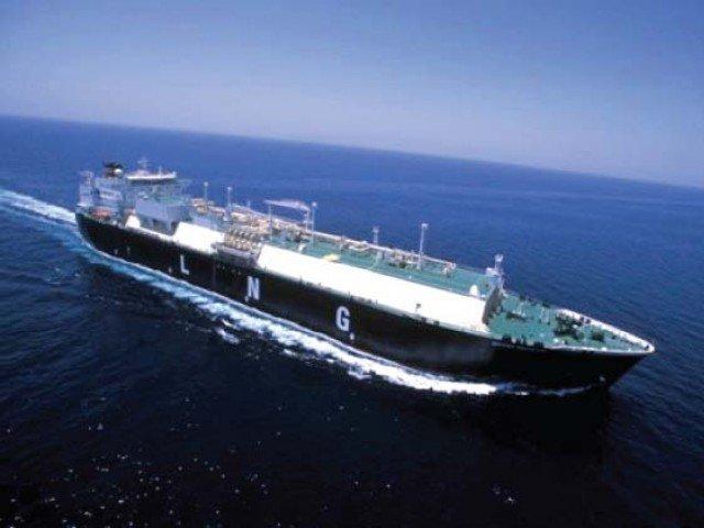 Operating at 105% of the capacity at its LNG import and regasification terminal.  PHOTO: FILE