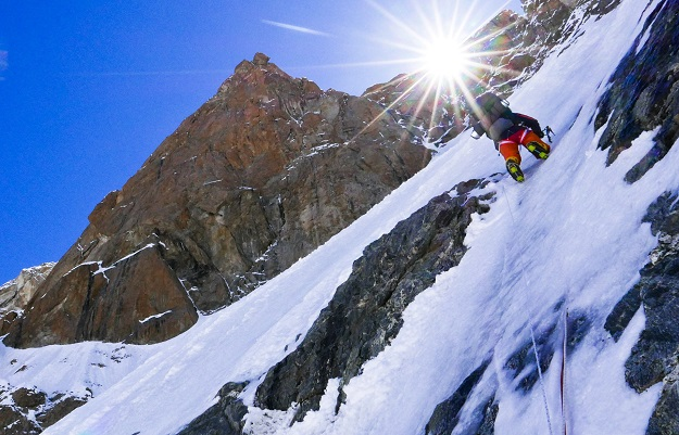 Alpine Adventures Guides is the only company in Pakistan that has organized winter expeditions to Nanga Parbat. PHOTO: REUTERS/FILE