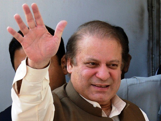 Nawaz Sharif. PHOTO: AFP/FILE