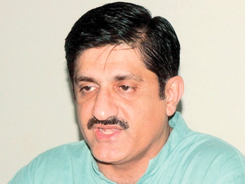 Sindh Chief Minister Murad Ali Shah. PHOTO: FILE