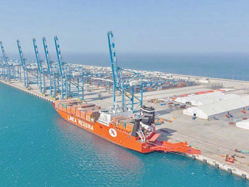 A working by the Ministry of Planning showed that Pakistan would have to return $40 billion to China in the next 20 years on account of repayment of debt and dividend of the projects established under CPEC. PHOTO: FILE
