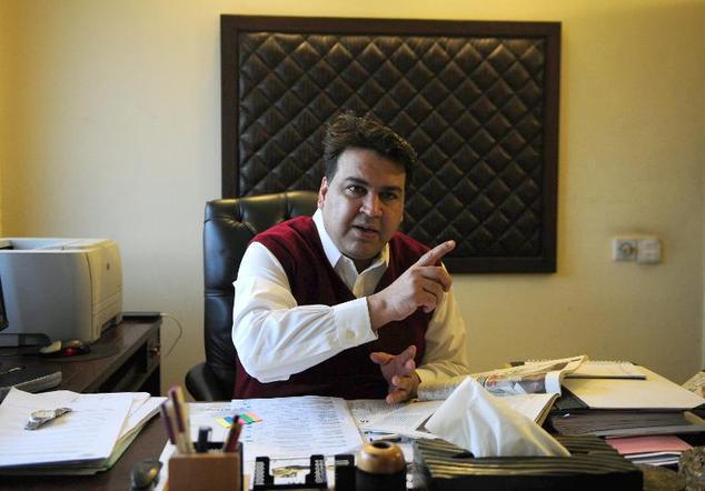 SC advocate Faisal Siddiqui. PHOTO: AFP
