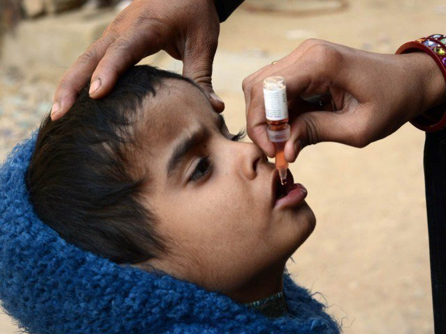 ENCEC approval sought for $986m polio campaign. PHOTO: AFP/FILE