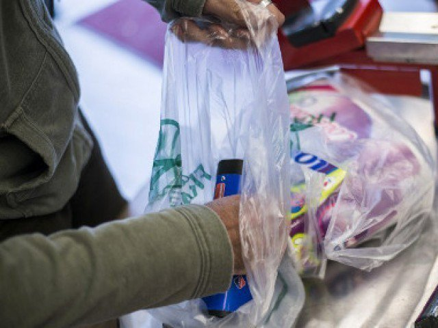 Mega malls and medical stores directed to dispose of their stock within seven and 15 days respectively. PHOTO: AFP/FILE