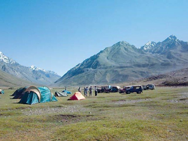 Travel and tourism contributed $7.6 billion to Pakistan's economy in 2016. PHOTO: FILE