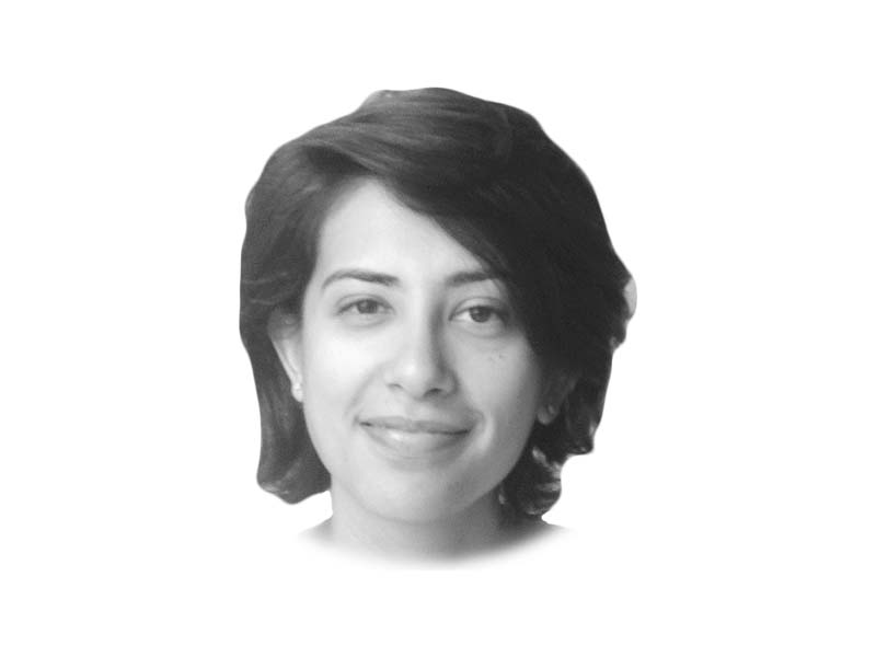 The writer is a barrister and human rights campaigner. She tweets @BenazirJatoi