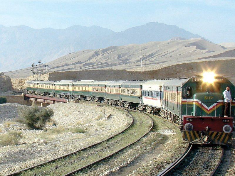 Experts say the extension of route will overcome financial woes of Railways. PHOTO: EXPRESS