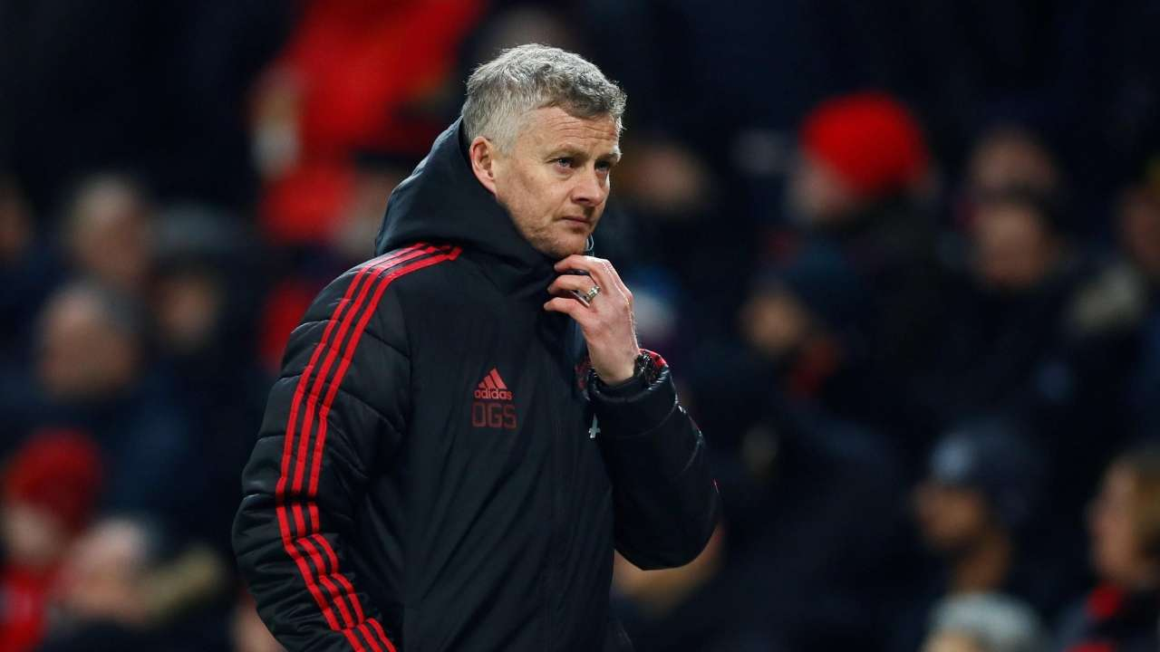 Red Devils have won eight of nine Premier League matches under their interim manager to reach the top four spot. PHOTO: REUTERS