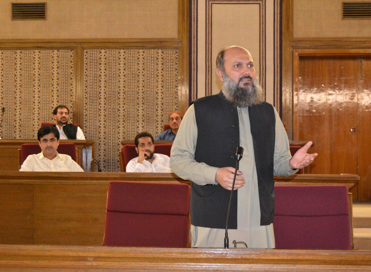 CM Balochistan Jam Kamal Khan. PHOTO: EXPRESS