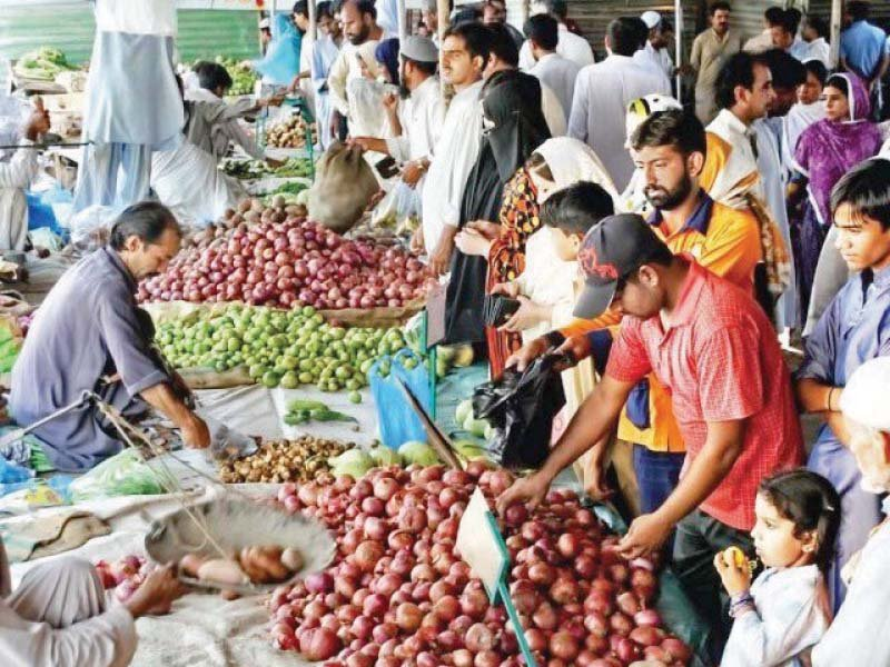 Average rate of inflation for first eight months (July-February) of current fiscal year came in at 6.46% where transportation (up 16.81%) and education (up 11.61%) were the two largest categories, the PBS reported. PHOTO: FILE