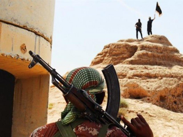 What to do with the citizens of the West who voluntarily left their home countries to join the ISIS. PHOTO: AFP