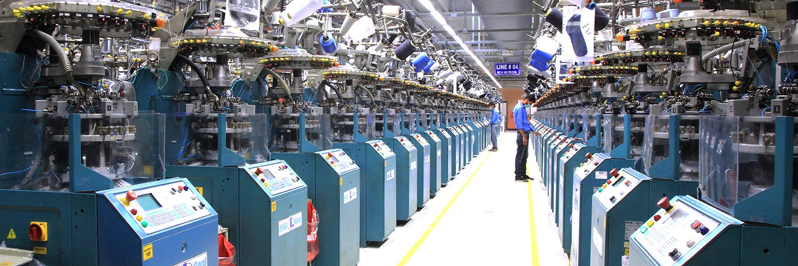 A view inside an Interloop Limited factory. PHOTO: INTERLOOP LIMITED