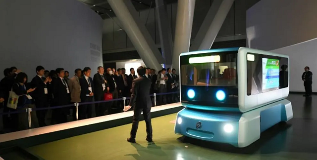 The main sector hoping to use the 2020 Games as a spur to innovation is transport. PHOTO: AFP